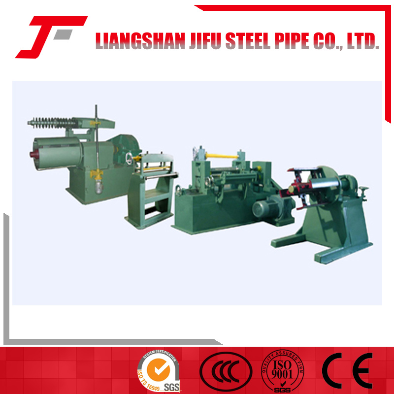 Carbon Steel Automatic Slitting Line