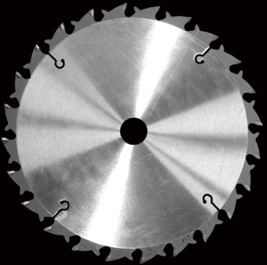 Tungsten Carbide Tipped Circular Saw Blade for Wood Rip Cutting (CW002)