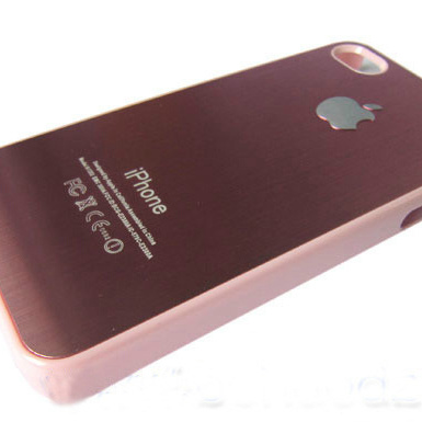 CNC Fiber Type Laser Machine Marking on Phone Bumper Case