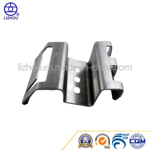 Precision Hot Foil Flat Spring Sheet Metal Clip Fourslide Stamped /Stamping Parts