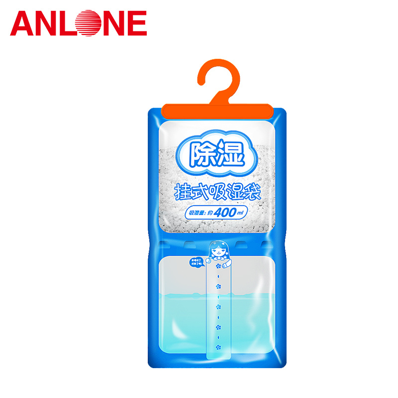 Calcium Chloride Hanging Moisture Absorber Desiccant for Wardrobe