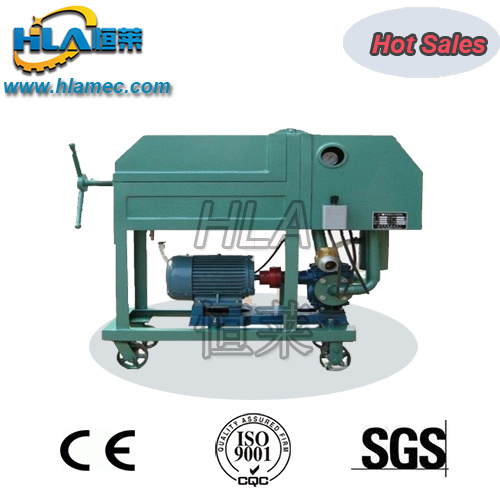 High Precision Plate Pressure Oil Filtration Machine