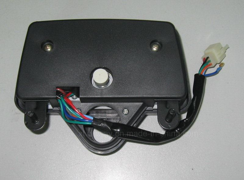 Ww-7213 Bajaj CT100 Motorcycle Parts Instrument Speedometer,