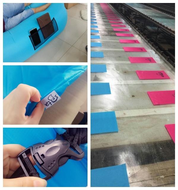 Dimension 190X75X75cm 100%Polyester Sleeping Bag