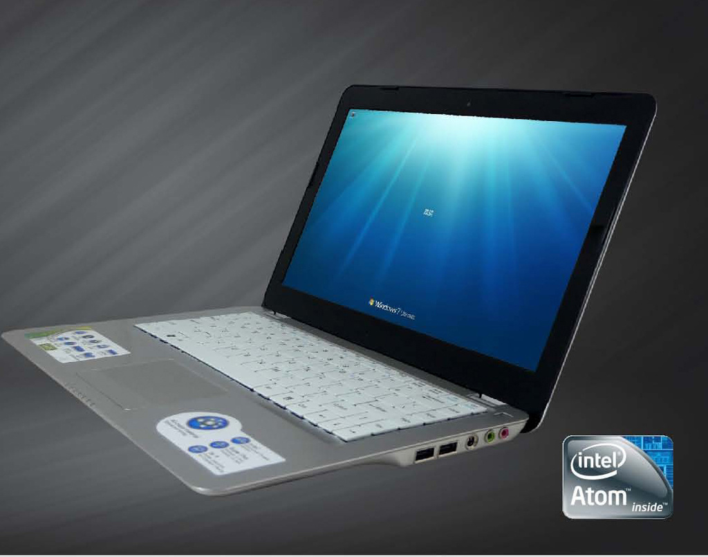 "Esonic Laptop 10"" 13"" 14"" 10.1"" 10.2"" 13.1"" 13.3"" 14.2"" Inch , with Atom D2500/D2700/N455/N570/D425/N270"