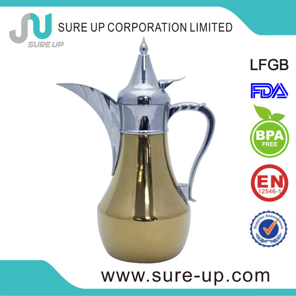 Fashion Design Hot Sale Stainless Steel Water Pot (JSAD)