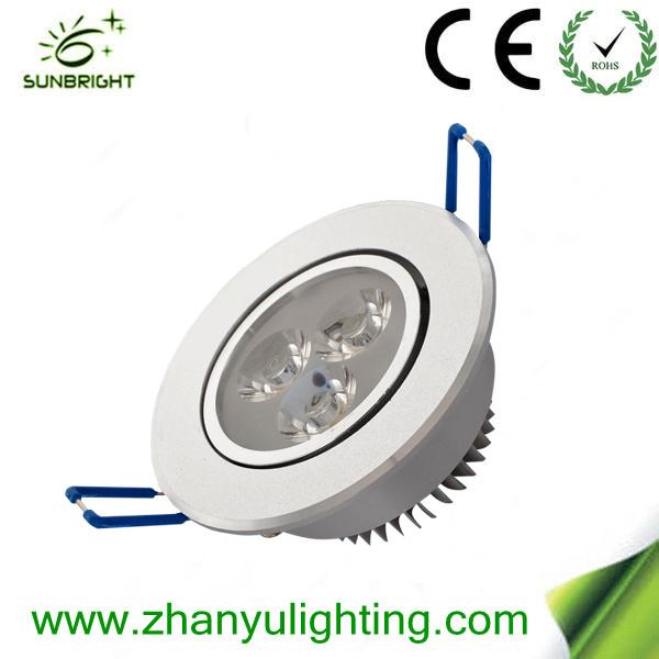 High Power 3W LED Down Light