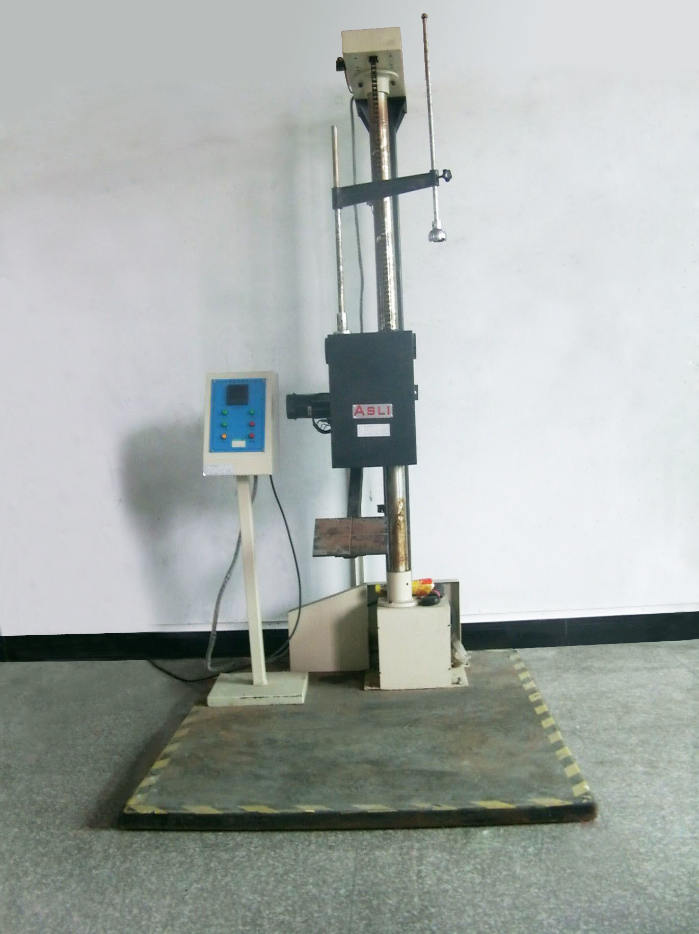 Package Carton Drop Tester / Free Falling Drop Test Machine