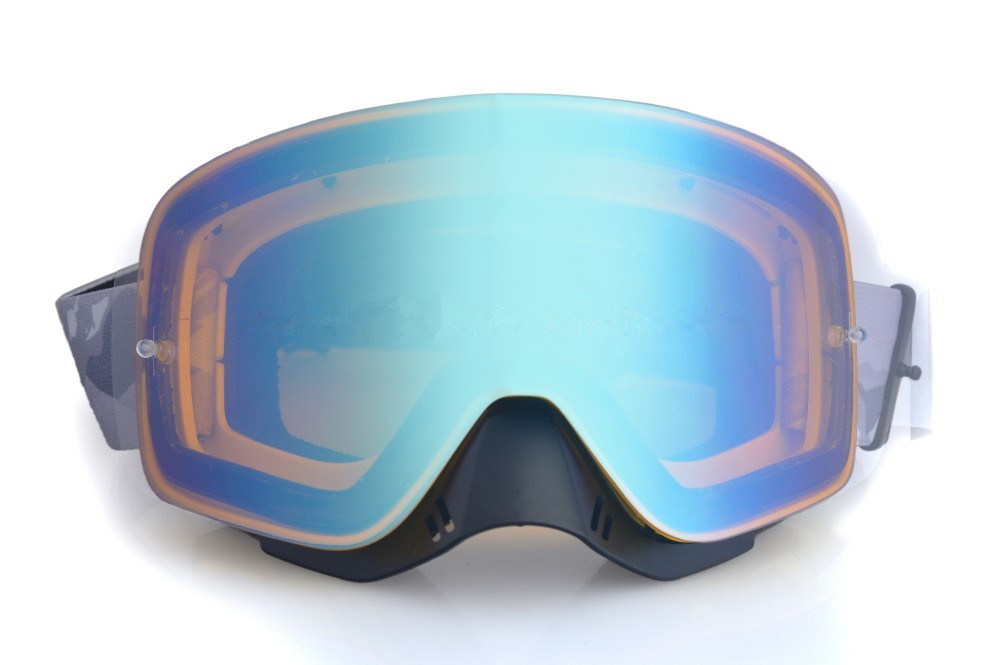Women Polarized Ski Snow Goggles Interchangeable Lenses