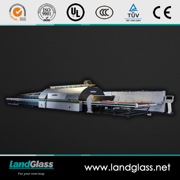 Landglass Building Flat Glass Tempering Machine