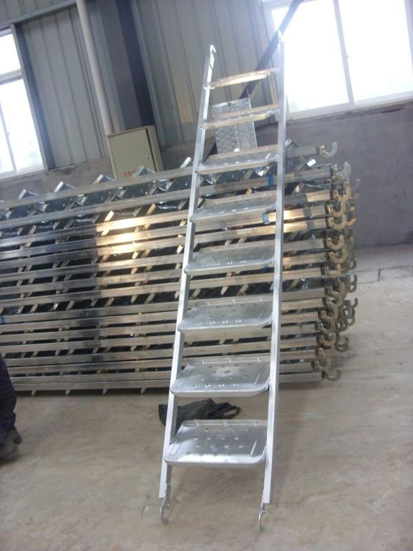 Galvanized Ringlock Scaffolding System for Construction Parts