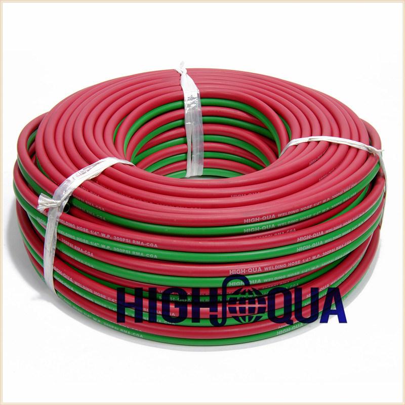 Industrial Welding Hose (oxygen hose, aecylene hose, propane hose)