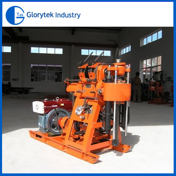Portable Engineering Geological Prospecting Core Drilling Rig