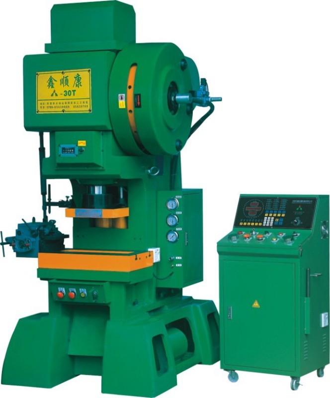 High Speed Punching Press Machine