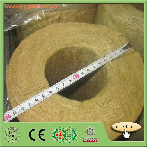 Rock Wool Tubes Insulation (IK-RW021)
