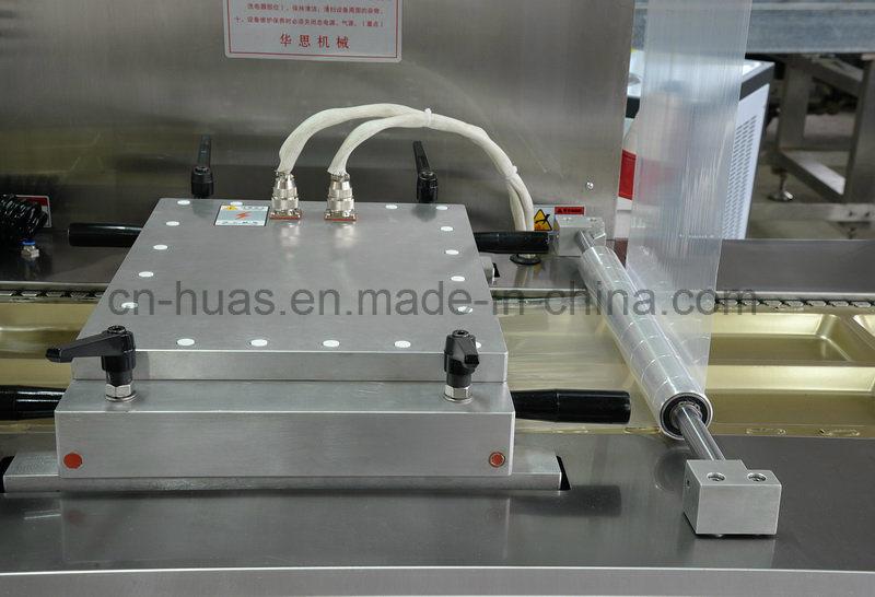 Automatic Aluminum Foil Vacuum Packing Machine for Food