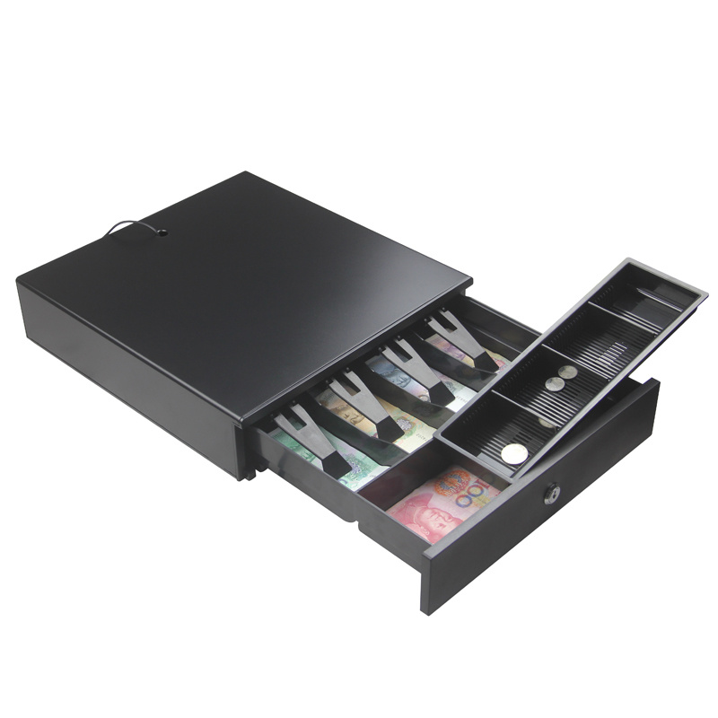 Hot Sale Product Small POS Cash Drawer with Rj11 Interface