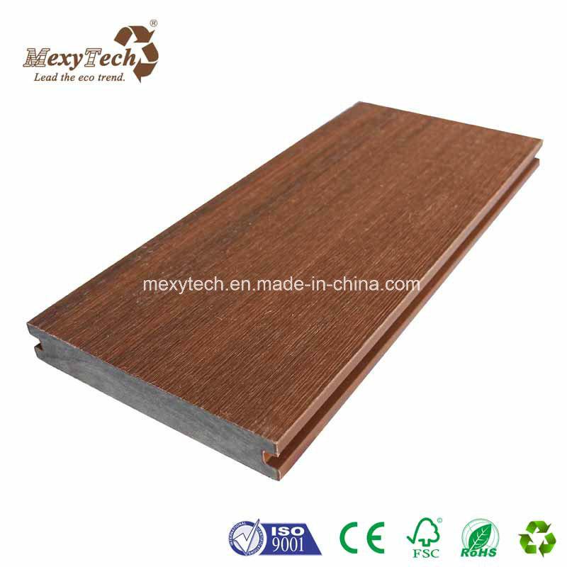 Foshan Outdoor Deck Factory Wood Plastic Composite WPC Decking Board