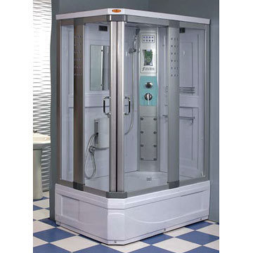 Computerized Steam Room/Shower/Bath Home Spa Unit(883) - China Steam