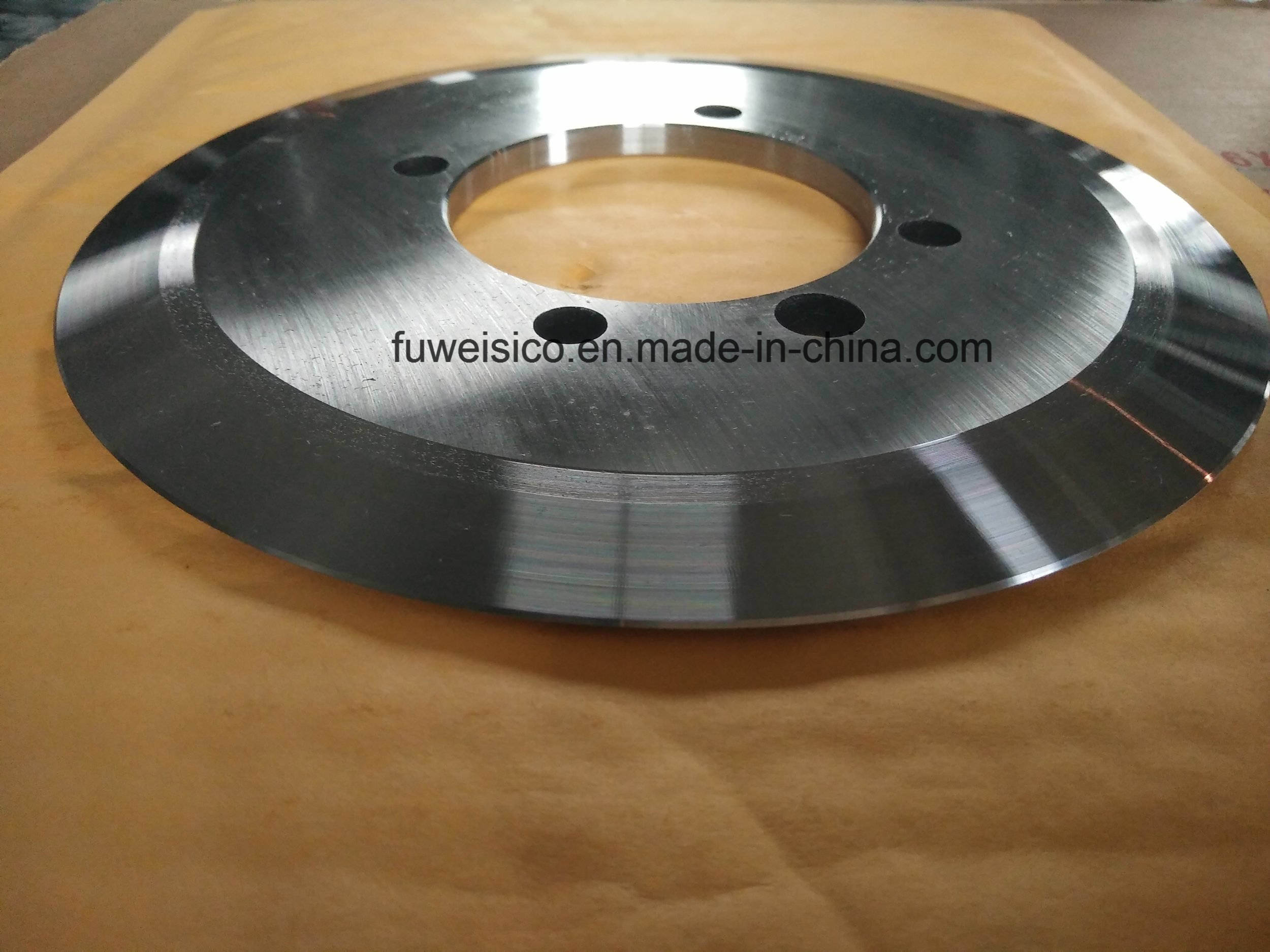 Circular Knife Blade for Recycling Machine