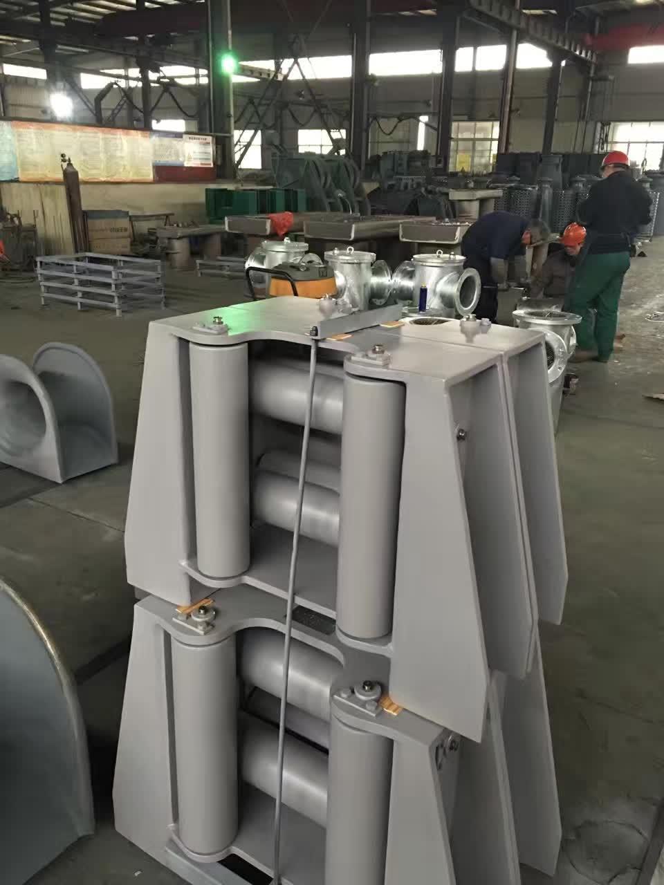 Fairlead Mooring Roller Ship Made of Cast Steel