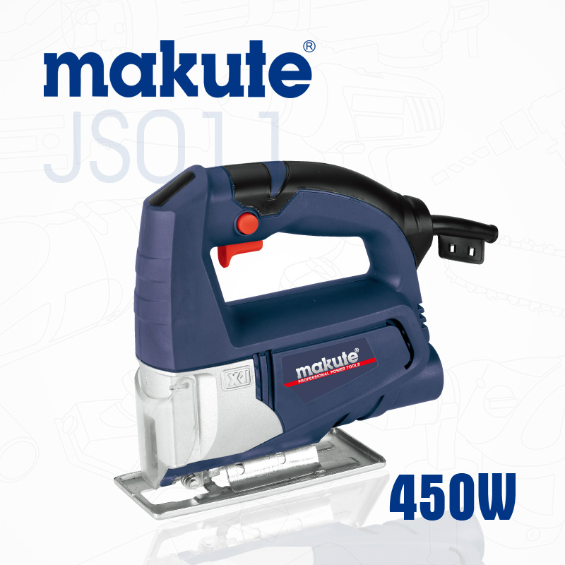 Professional Makute Jig Saw Table Saw with 55mm