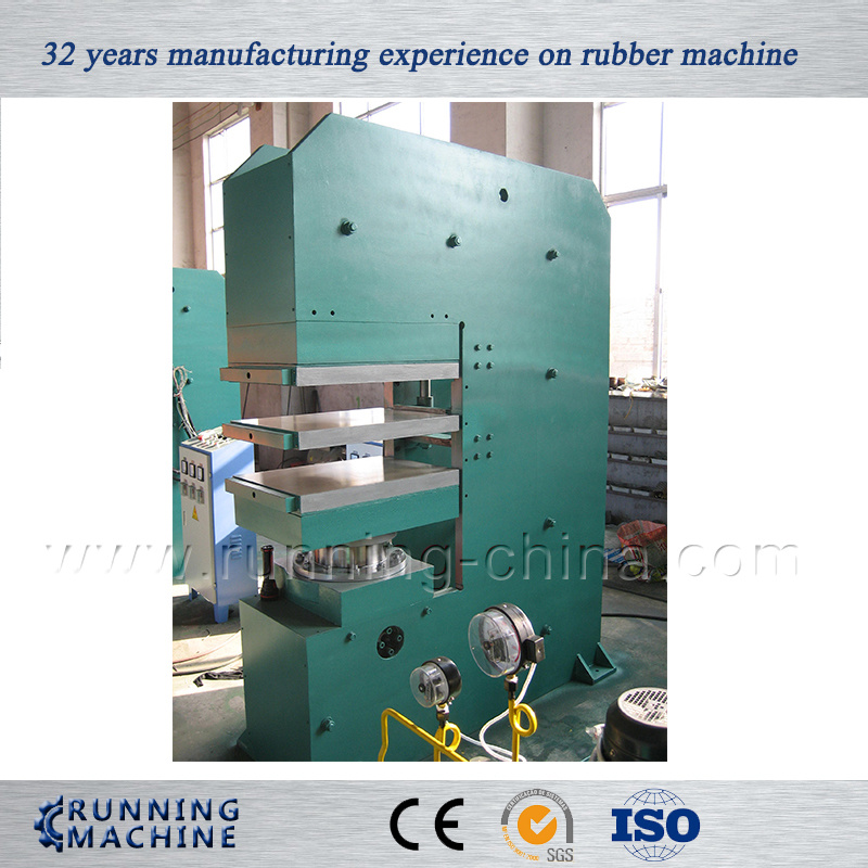 Jaw-Type Tire Tread Vulcanizing Press Expotred to Turkey