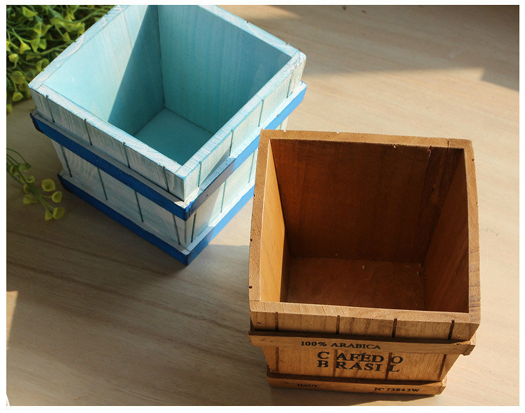 Fine Wood Storage Box with Factory Price for Promotion