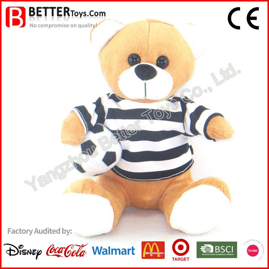 OEM Promotion Soft Toys Stuffed Animal Plush Teddy Bear Toy