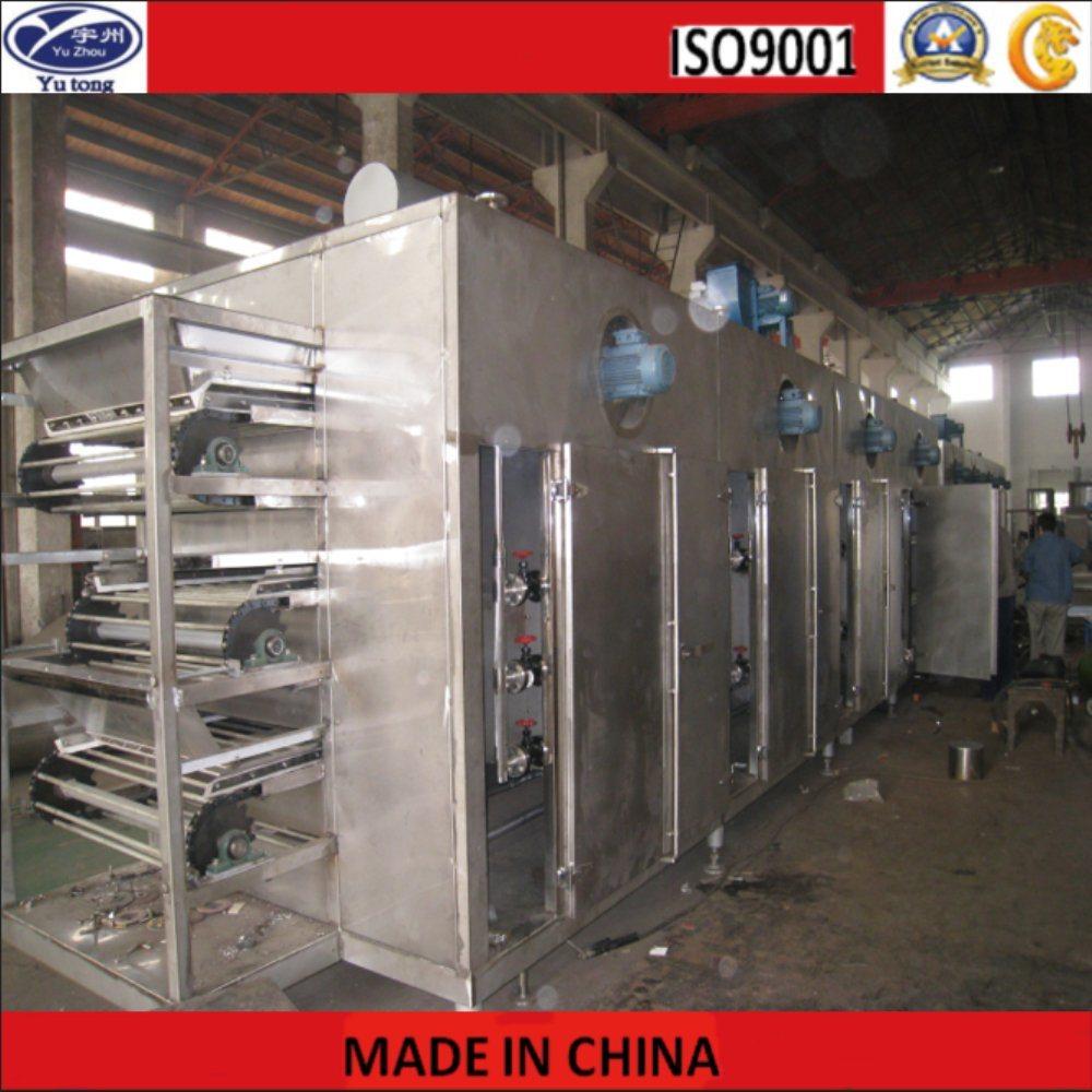 Dwc Multilayer Belt Dryer for Vegetables and Fruits