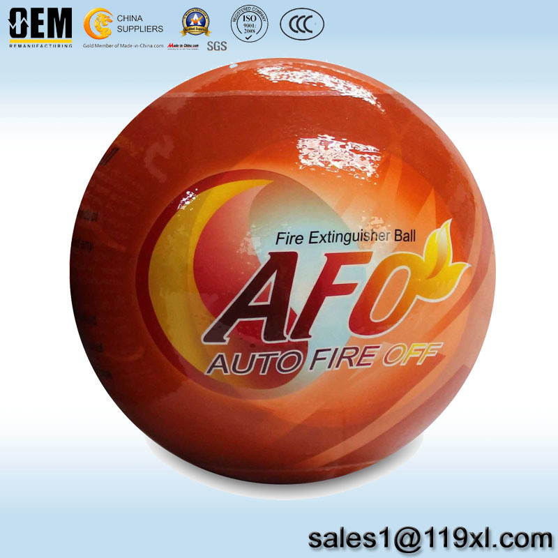 1.3kg Dry Powder Elide Fire Ball Extinguisher for Fire Fighting