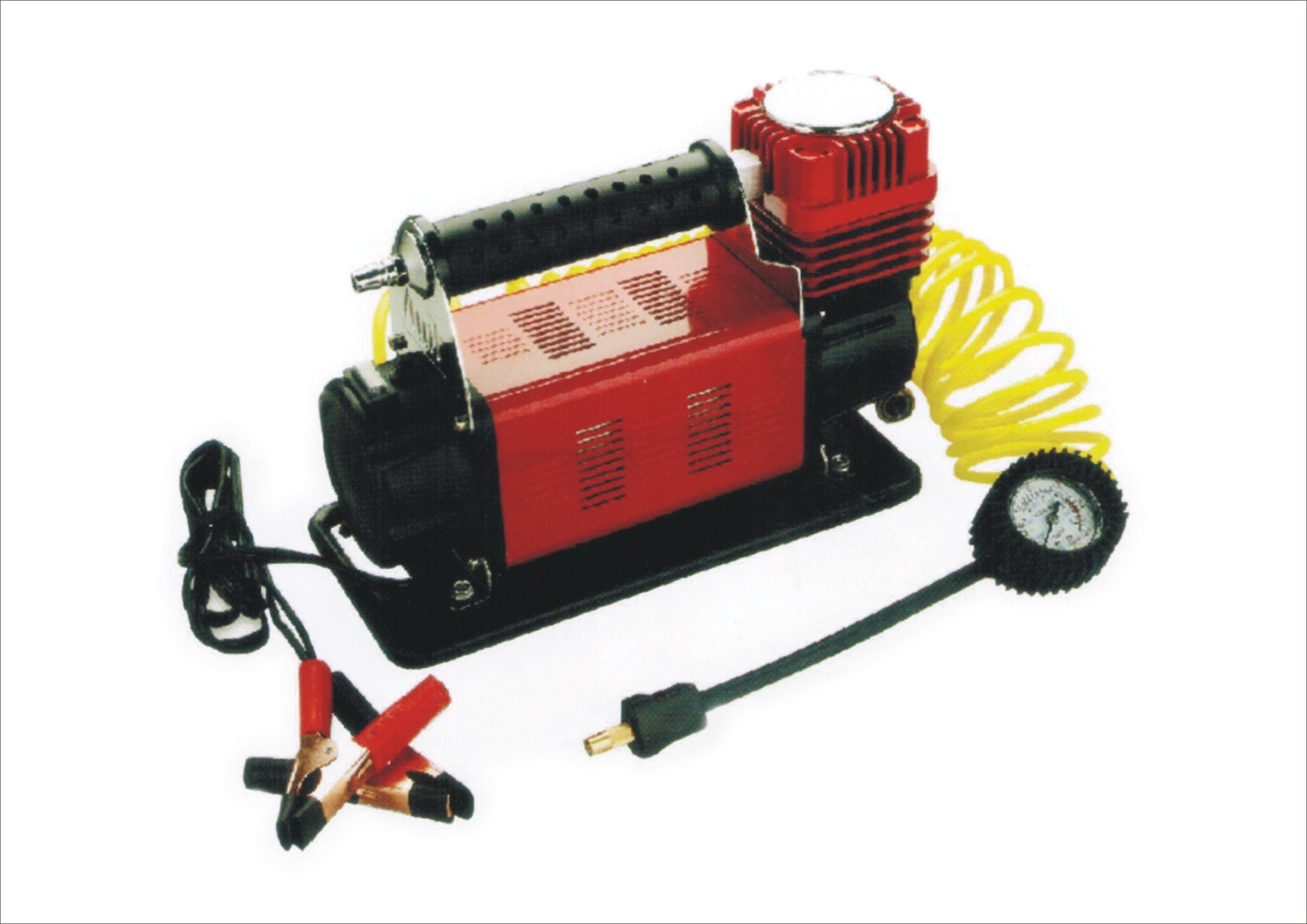 DC12V 150psi Mini Air Compressor for Car