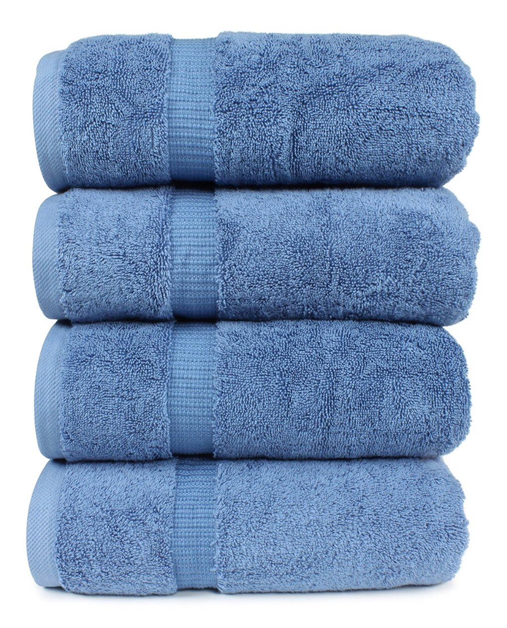"Turkish Luxury Hotel & SPA 27""X54"" Bath Towel Set (DPF201610)"
