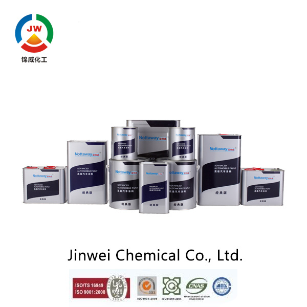 Jinwei Paint Liquid Bisphenol a Epoxy Resin Floor Coating Paint