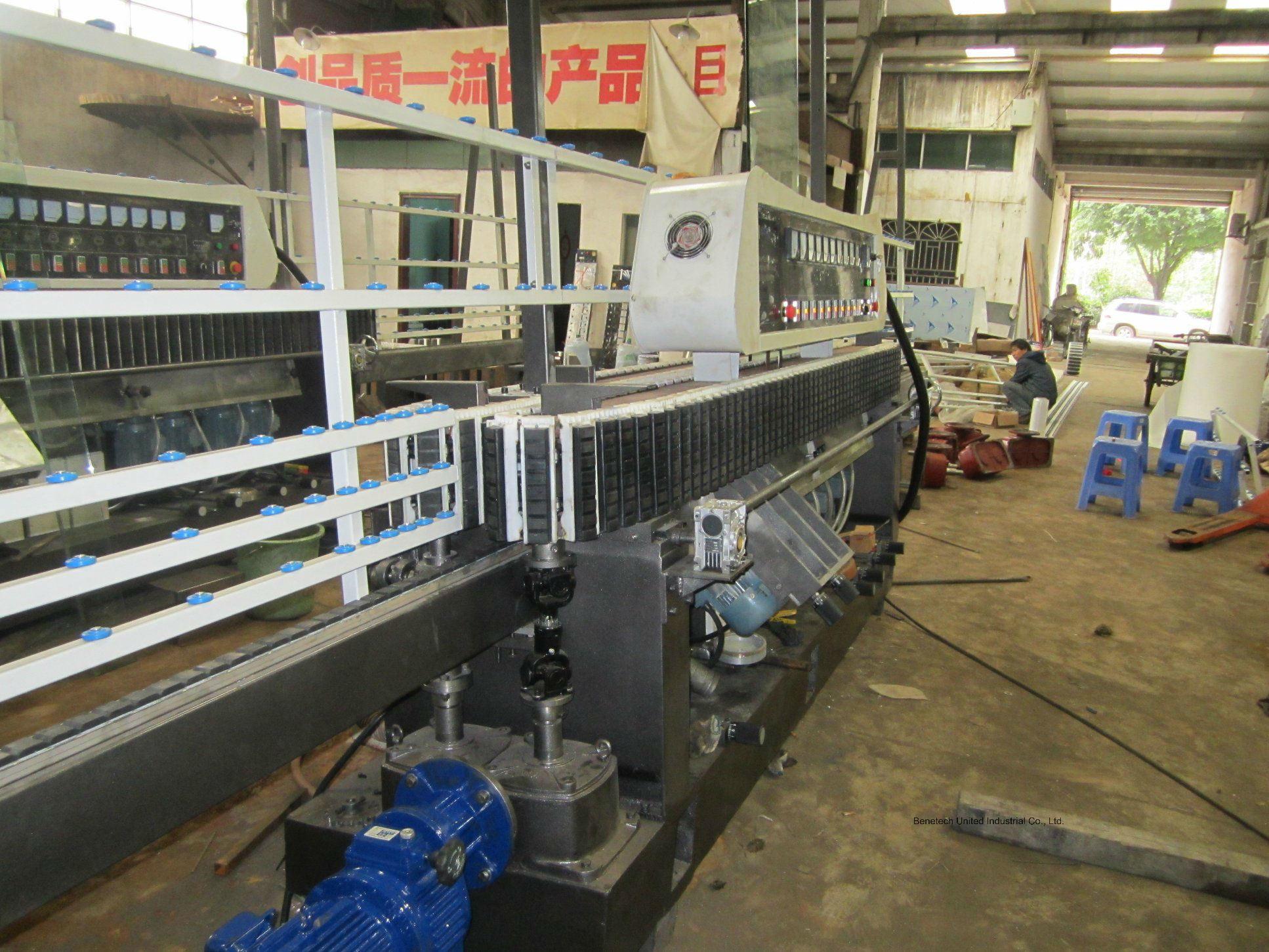 Glass Straight Line Edging Machine Bm10
