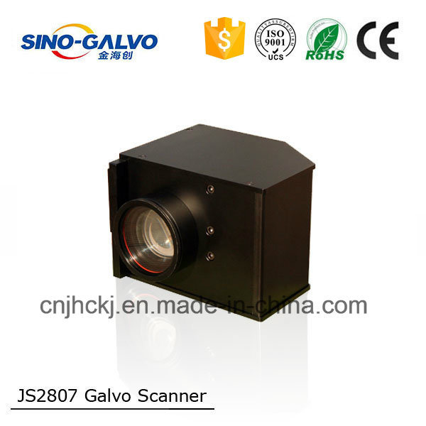 Imported Electrical Machine Metal Galvo Head Js2807 Laser Cutting Machine Part
