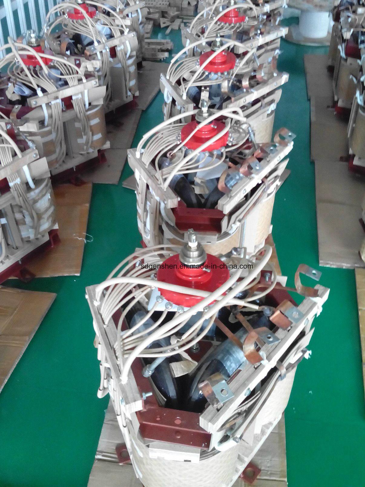 European Outdoor Box Type Transformer Substation/Power Transformer Distribution Substation