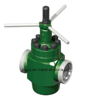 API 6A Mud Valve (union end) Used in Oil Field