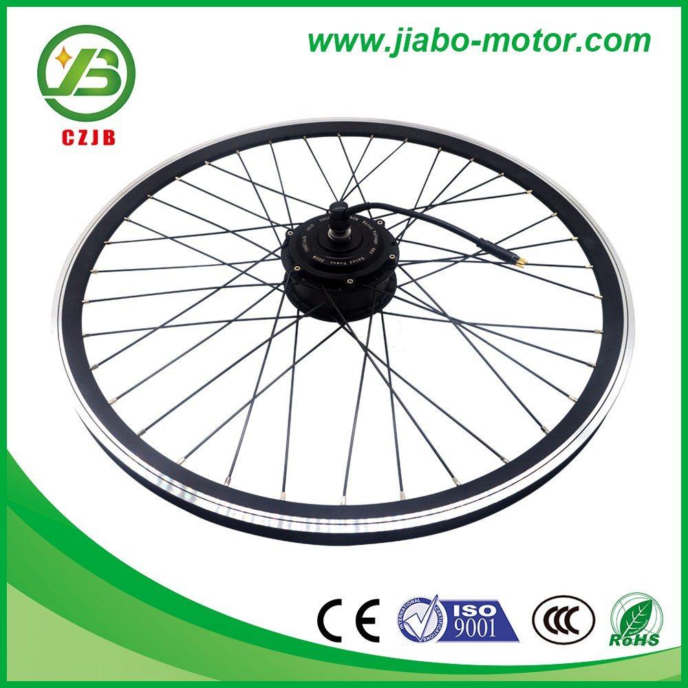 Jb-92q 36V 350W Electric Bicycle Wheel Hub Motor with Spoke and Wheel Rim