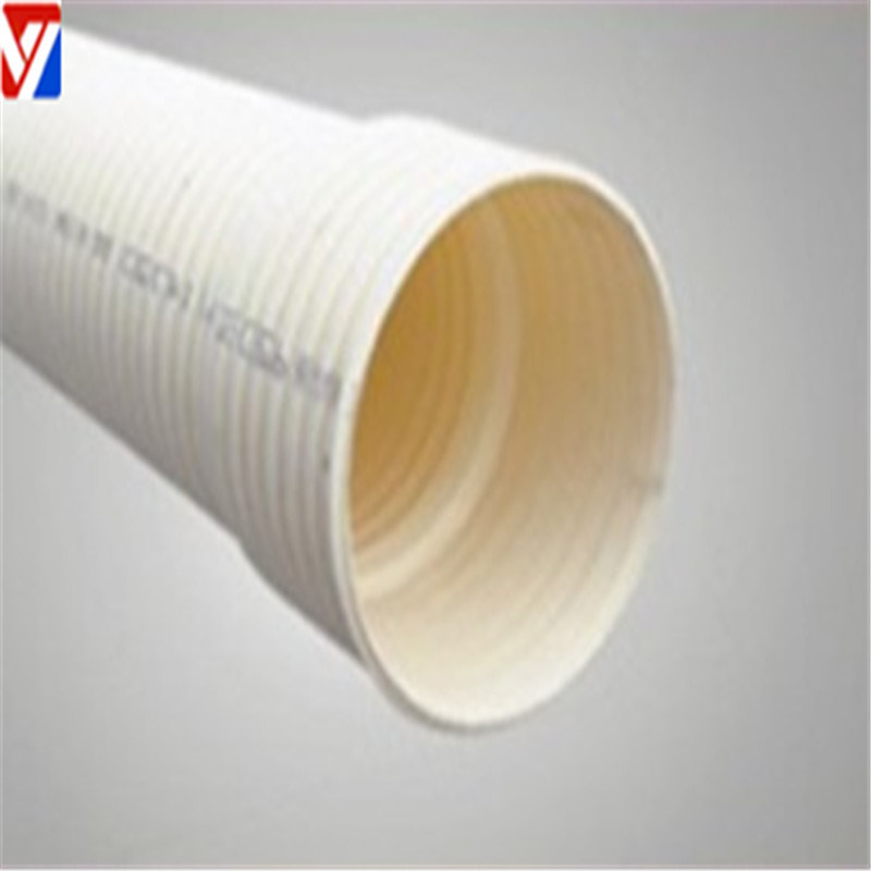 PVC Electrical Conduit Plastic Wire Protection Tubes with Favorable Price