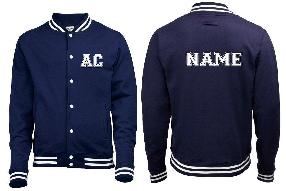 Wholesale Custom Varsity American Style Coat Jacket (A811)