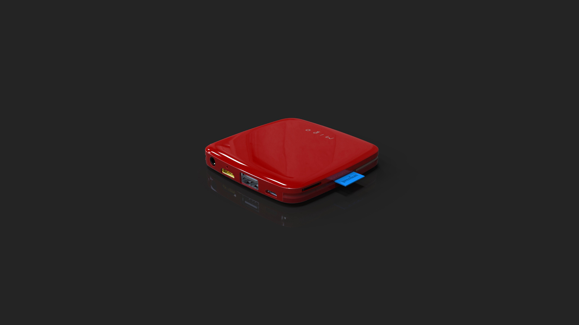 Ipremium Portable S905 Smart & Micro IPTV/Ott TV Box