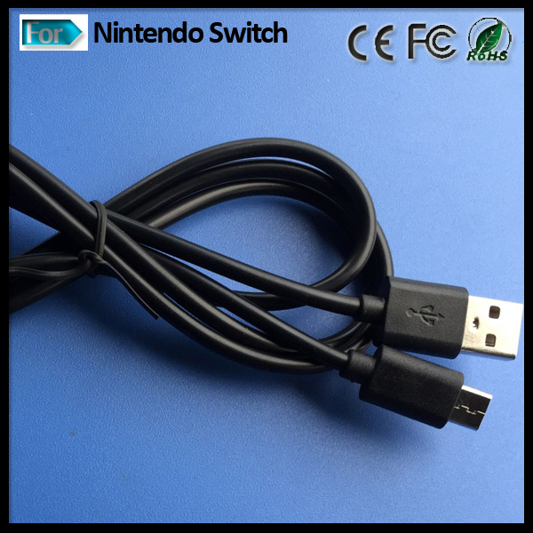 1.2m 2m 3m USB a to Type C Charging Cable for Nintendo Switch
