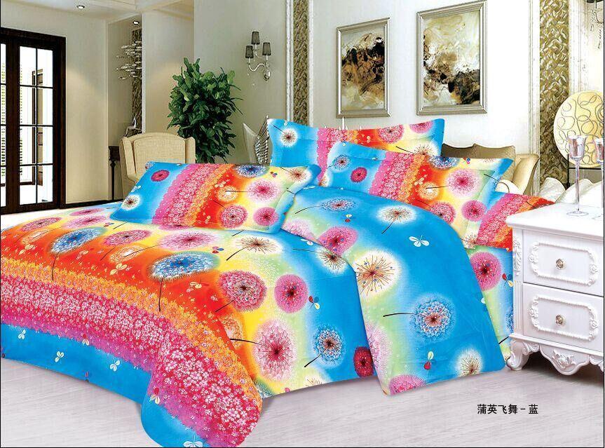 Bedding Sheets Set with Soft and Cozy Touch Flat Sheets