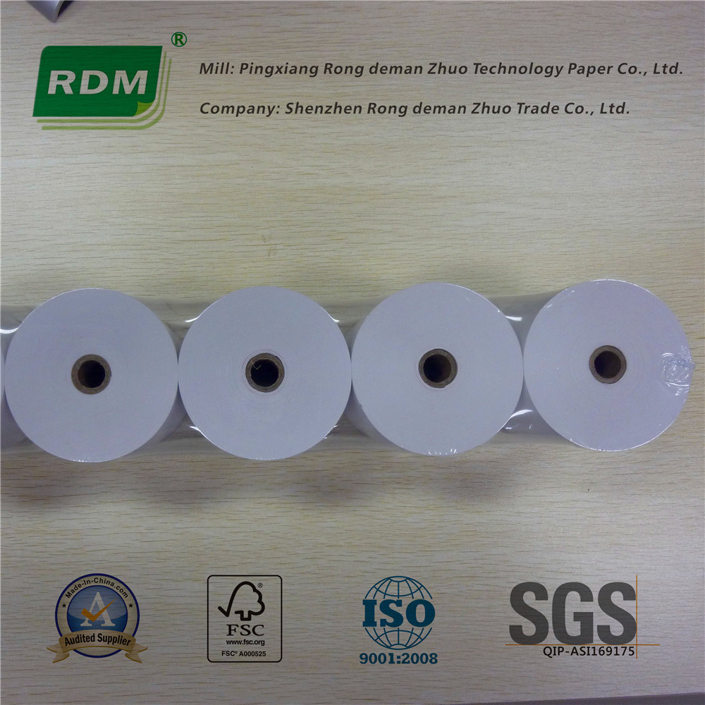 Thermal Paper Roll for POS Receipt Printers