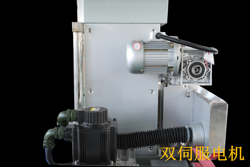 Glass Straight Line Pencil Double Edging Machine