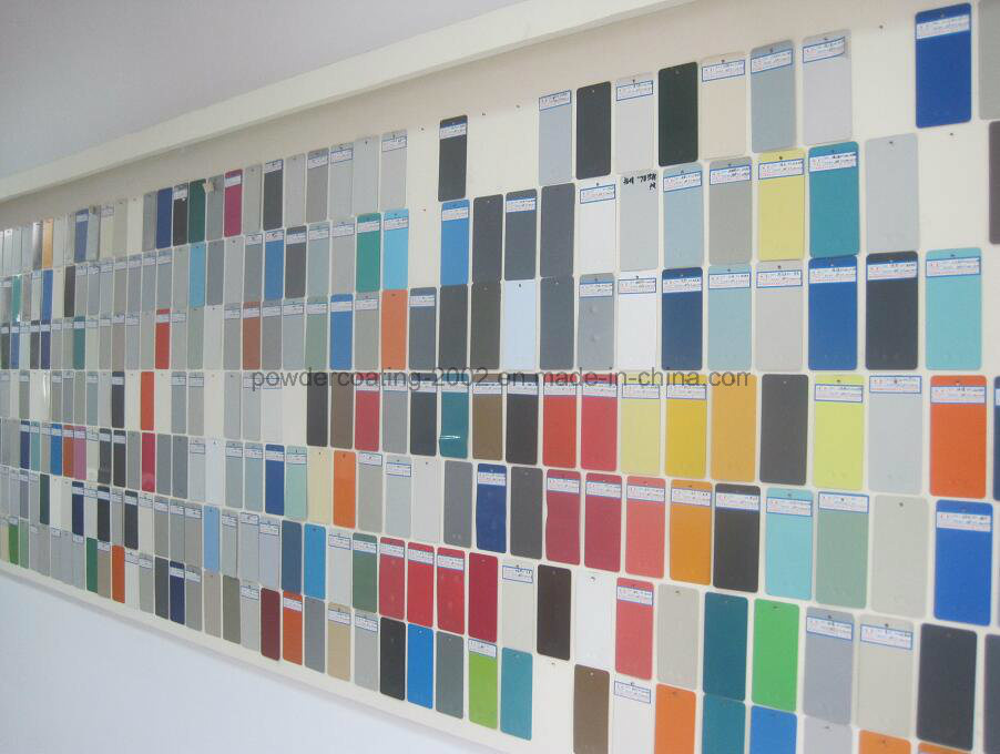 Ral Color Powder Coating with Good Mechanical Property