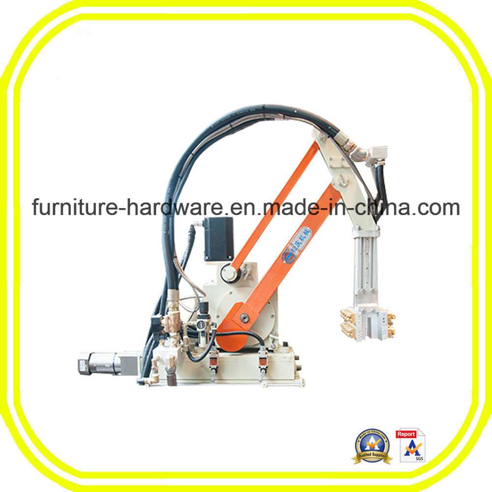 Servo Motor Automatic Sprayer Machine for Die-Casting