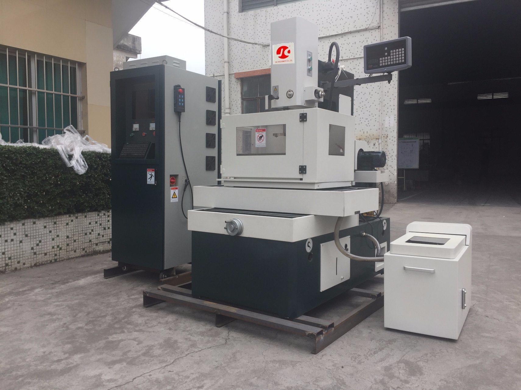 Jc-4050z Version 2 Multi Cut Medium Speed Wire Cutting EDM Machine