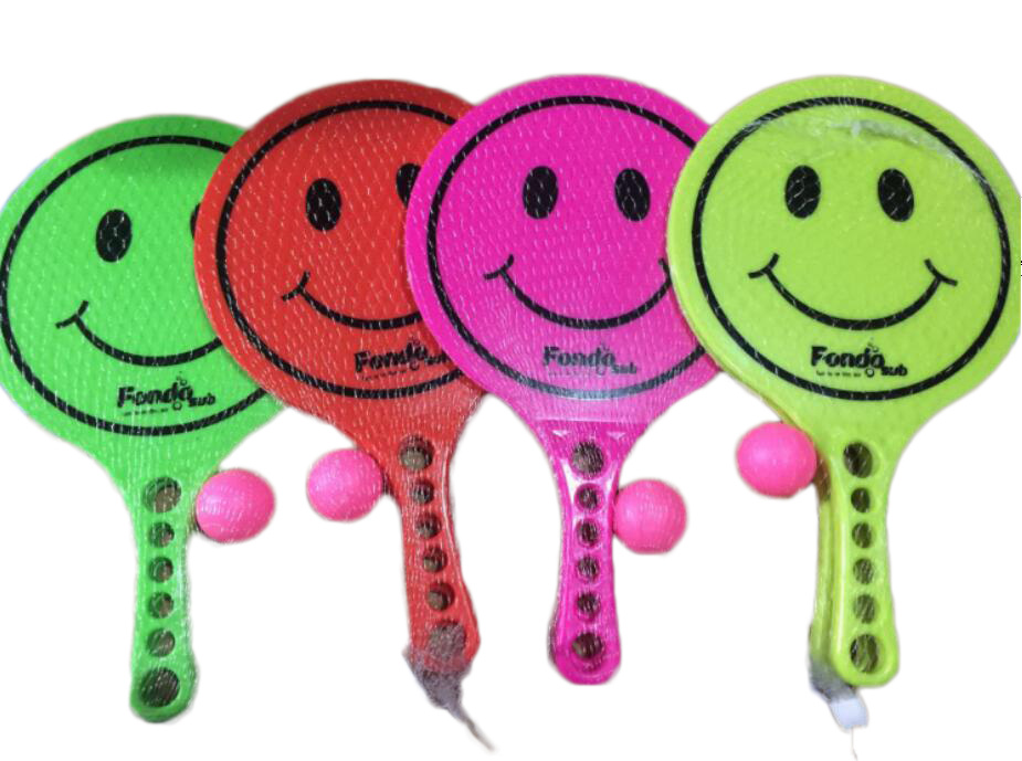 Paddle Racket Beach Tennis Racket with Different Fluorescence Color